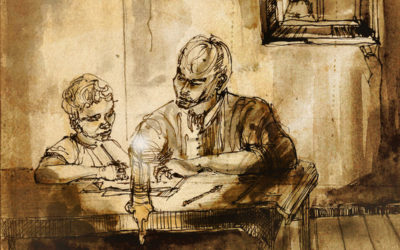 Co pisarz chciał przeztopowiedzieć? – cz.1 – Paryż